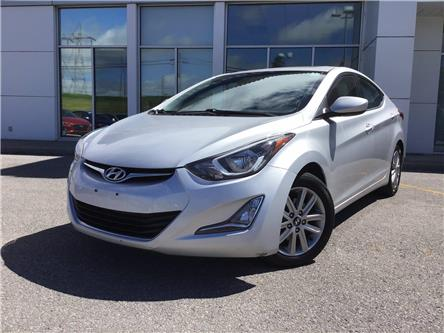 2015 Hyundai Elantra Sport Appearance (Stk: H12485A) in Peterborough - Image 1 of 30