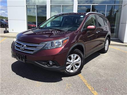 2012 Honda CR-V Touring (Stk: H12483A) in Peterborough - Image 1 of 30
