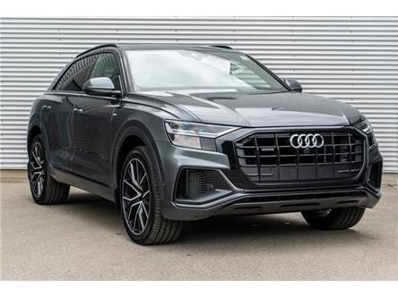 2020 Audi Q8 55 Progressiv (Stk: N5501) in Calgary - Image 1 of 17
