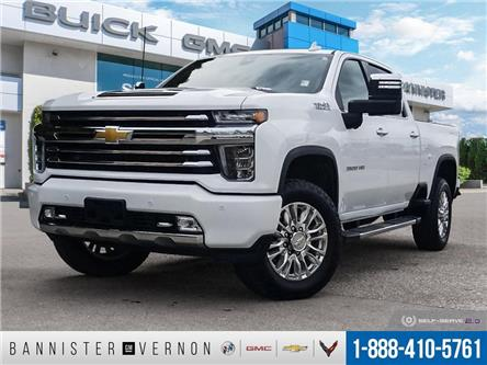 2020 Chevrolet Silverado 3500HD High Country (Stk: 20250A) in Vernon - Image 1 of 25