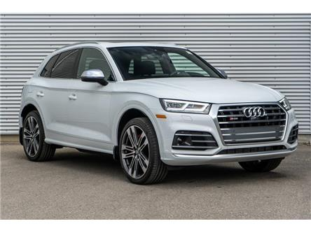 2020 Audi SQ5 3.0T Technik (Stk: N5584) in Calgary - Image 1 of 16