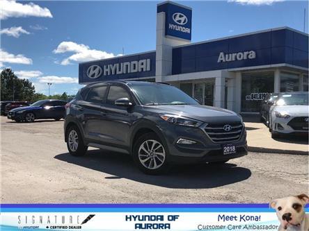 2018 Hyundai Tucson  (Stk: 221571) in Aurora - Image 1 of 22