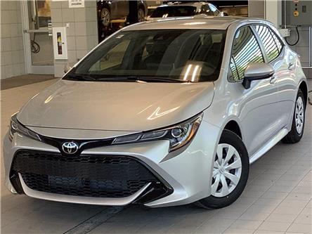 2020 Toyota Corolla Hatchback Base (Stk: 22273) in Kingston - Image 1 of 22