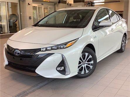 2020 Toyota Prius Prime Upgrade (Stk: 22279) in Kingston - Image 1 of 28