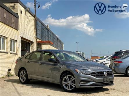 2019 Volkswagen Jetta 1.4 TSI Highline (Stk: 2057RO) in Toronto - Image 1 of 22
