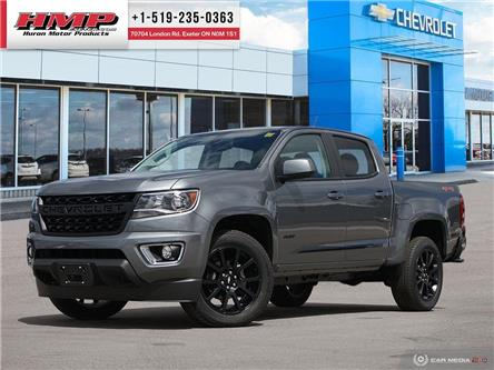 2020 Chevrolet Colorado LT (Stk: 86692) in Exeter - Image 1 of 27