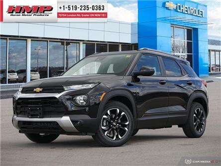 2021 Chevrolet TrailBlazer LT (Stk: 87262) in Exeter - Image 1 of 27