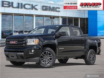 2020 GMC Canyon SLE (Stk: 86745) in Exeter - Image 1 of 27