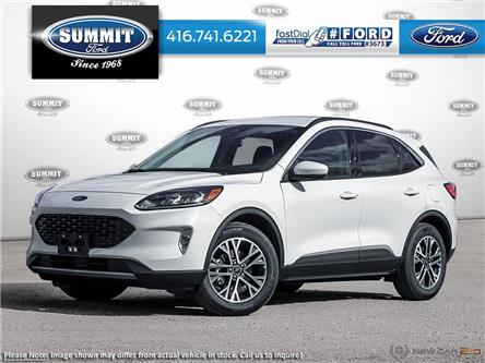 2020 Ford Escape SEL (Stk: 20J7709) in Toronto - Image 1 of 23