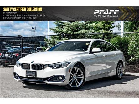 2016 BMW 428i xDrive Gran Coupe (Stk: D13028) in Markham - Image 1 of 22