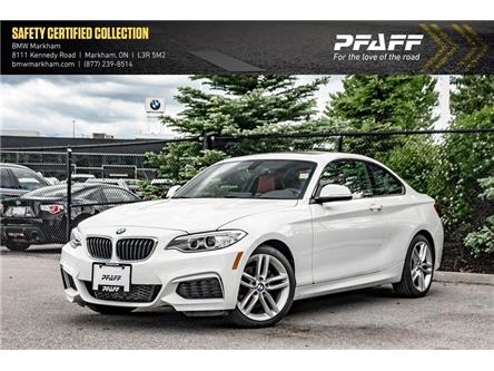2016 BMW 228i xDrive (Stk: O13018) in Markham - Image 1 of 22