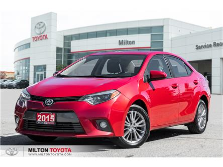 2015 Toyota Corolla LE (Stk: 369300) in Milton - Image 1 of 19