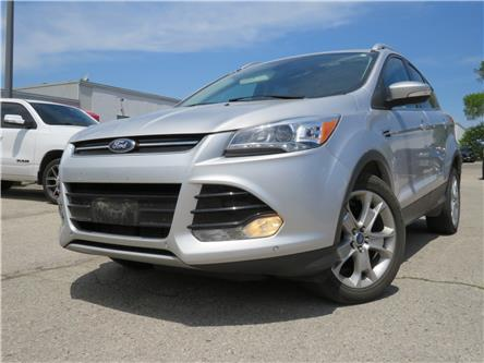 2014 Ford Escape Titanium (Stk: 95038) in St. Thomas - Image 1 of 18