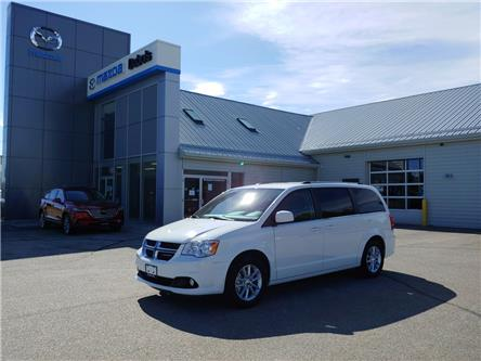 2019 Dodge Grand Caravan CVP/SXT (Stk: ) in Woodstock - Image 1 of 12