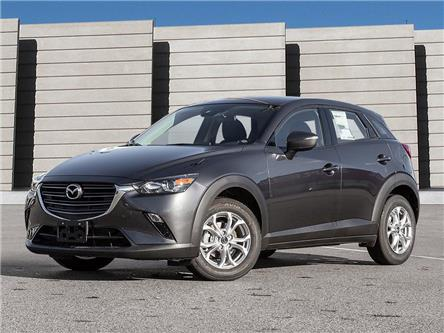 2020 Mazda CX-3 GS (Stk: 85298) in Toronto - Image 1 of 23