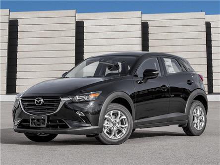 2020 Mazda CX-3 GS (Stk: 85587) in Toronto - Image 1 of 23