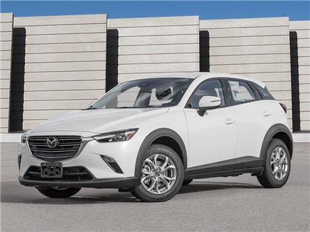 2020 Mazda CX-3 GS (Stk: 85422) in Toronto - Image 1 of 23