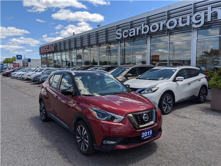 2019 Nissan Kicks SR (Stk: L19002A) in Scarborough - Image 1 of 9