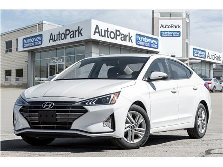 2020 Hyundai Elantra Preferred (Stk: APR8224) in Mississauga - Image 1 of 19