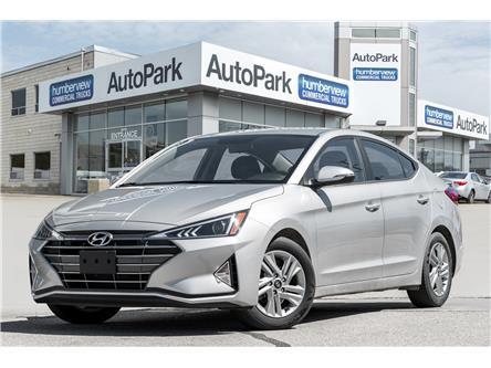 2020 Hyundai Elantra Preferred (Stk: APR8226) in Mississauga - Image 1 of 19