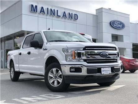2019 Ford F-150 XLT (Stk: P1102) in Vancouver - Image 1 of 30