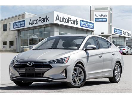2020 Hyundai Elantra Preferred (Stk: ) in Mississauga - Image 1 of 19