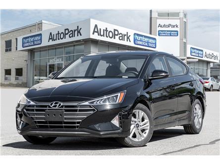 2020 Hyundai Elantra Preferred (Stk: APR8175) in Mississauga - Image 1 of 19