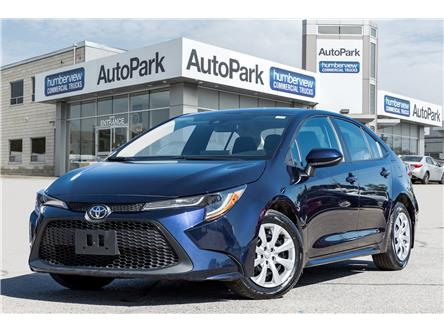 2020 Toyota Corolla LE (Stk: APR7373) in Mississauga - Image 1 of 19