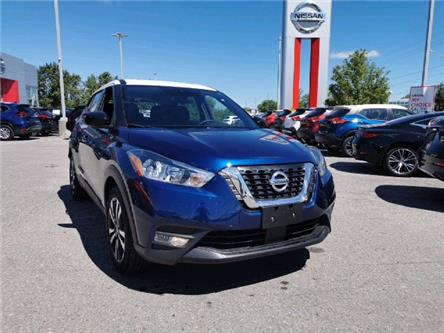 2020 Nissan Kicks SV (Stk: CLL522064) in Cobourg - Image 1 of 8
