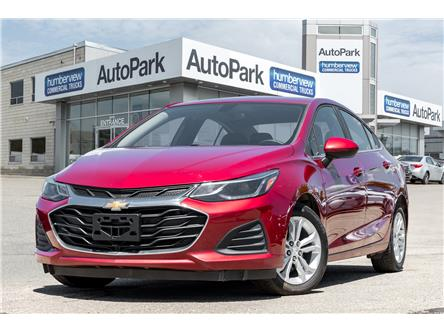 2019 Chevrolet Cruze LT (Stk: APR7174) in Mississauga - Image 1 of 20