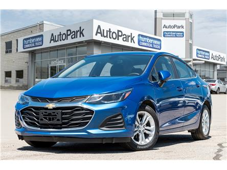 2019 Chevrolet Cruze LT (Stk: APR7206) in Mississauga - Image 1 of 20