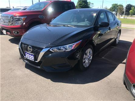 2020 Nissan Sentra S Plus (Stk: 2174) in Chatham - Image 1 of 5