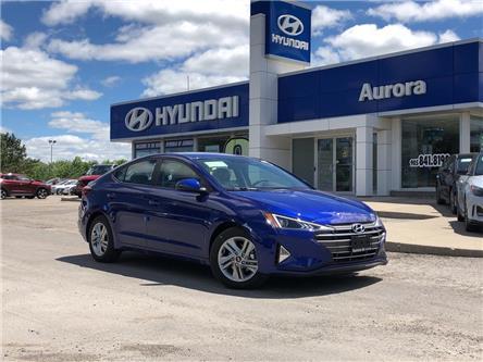 2020 Hyundai Elantra  (Stk: 22140) in Aurora - Image 1 of 15