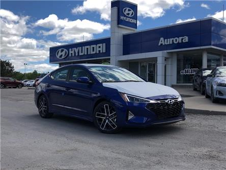 2020 Hyundai Elantra  (Stk: 22150) in Aurora - Image 1 of 15