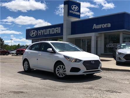 2020 Hyundai Accent  (Stk: 22154) in Aurora - Image 1 of 15