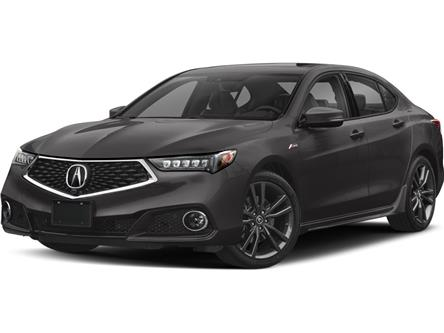 2020 Acura TLX Elite A-Spec w/Red Leather (Stk: 20048) in London - Image 1 of 6