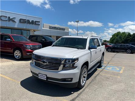 2020 Chevrolet Suburban Premier (Stk: 45681) in Strathroy - Image 1 of 11