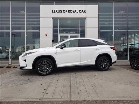 2017 Lexus RX 350 Base (Stk: LU0322) in Calgary - Image 1 of 22