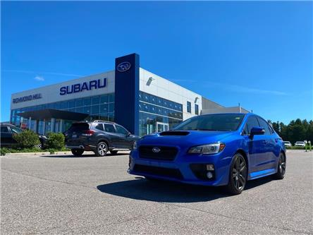 2017 Subaru WRX  (Stk: P03910) in RICHMOND HILL - Image 1 of 15