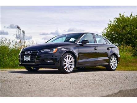 2016 Audi A3 2.0T Progressiv (Stk: VW1107) in Vancouver - Image 1 of 21