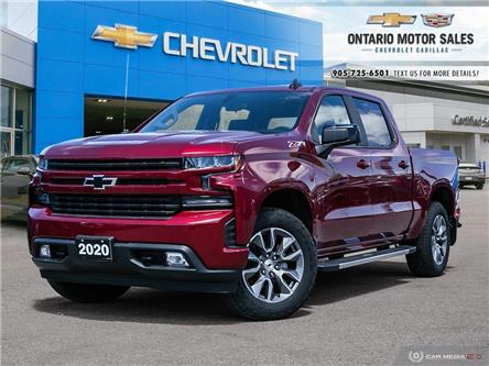 2020 Chevrolet Silverado 1500 RST (Stk: T0276862) in Oshawa - Image 1 of 19