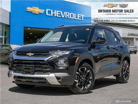 2021 Chevrolet TrailBlazer LT (Stk: T1012806) in Oshawa - Image 1 of 19
