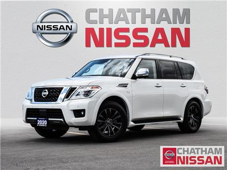 2020 Nissan Armada Platinum (Stk: 2029) in Chatham - Image 1 of 30