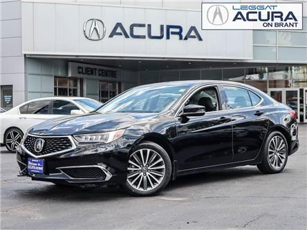 2018 Acura TLX Tech (Stk: 4242) in Burlington - Image 1 of 30
