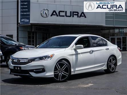 2016 Honda Accord Sport (Stk: 4243) in Burlington - Image 1 of 28
