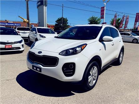 2017 Kia Sportage  (Stk: KNDPMC) in North York - Image 1 of 21