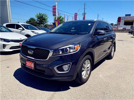 2016 Kia Sorento 2.0L LX+ (Stk: 8253A) in North York - Image 1 of 27