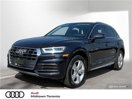 2018 Audi Q5 2.0T Technik (Stk: P7958) in Toronto - Image 1 of 22