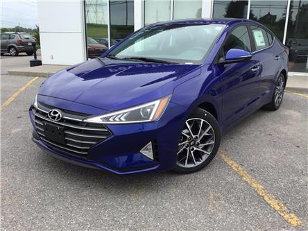 2020 Hyundai Elantra Luxury (Stk: H12187) in Peterborough - Image 1 of 30