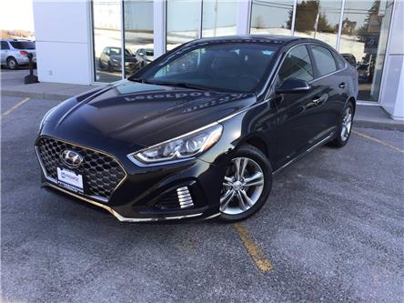 2018 Hyundai Sonata 2.4 Sport (Stk: H12423A) in Peterborough - Image 1 of 23